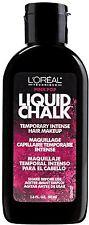 L'Oreal Technique Liquid Chalk Intense Hair Makeup, Pink Pop 1.60 oz