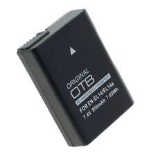 AKKU für Nikon D3100 D3200 D3300 D3400 D5100 D5200 D5300 D5500 D5600 EN-EL14 14a