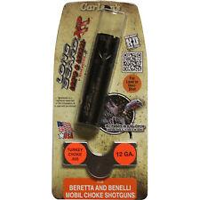 Carlson's Choke Tube 12 GA Turkey Long Beard XR Beretta Benelli Mobil #70130