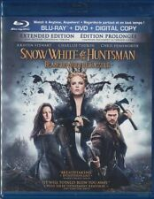 Snow White and the Huntsman (Blu-ray/DVD, 2012, Canadian)