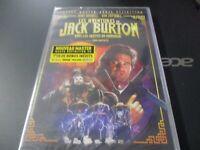 """COLLECTOR 2 DVD NEUF """"LES AVENTURES DE JACK BURTON"""" Kurt RUSSELL, Kim CATTRALL"""