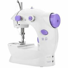 Portable Home Mini Electric Multi-Function LED  Desktop Handheld Sewing Machine