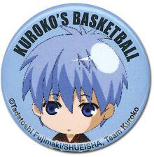 **License** Kuroko No Basuke Basketball SD Kuroko 1.25'' Button #16206
