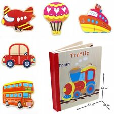 Educational Book Toy for Toddlers Baby Kids Children . Traffic book