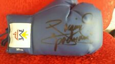 Manny Pacquiao Signed boxing glove.
