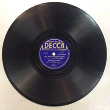 "The Woodpecker Song Ohio 78 RPM 10"" Records Andrews Sisters 1940 ShopVinyls.com"