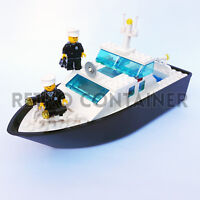 LEGO Set 100% Completo 4010 - Police Rescue Boat - 1987 Vintage Town Lotto KG