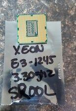 Intel Xeon Quad Core E3-1245 SROOL Processor