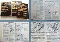 Ford Car Shop Manual 3 vol 1983 Town Car Mark VI Crown Victoria Grand Marquis