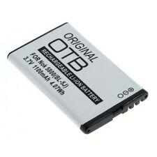 Original OTB Akku Battery für Nokia 5228 5230 5800 5900 N900 C3-00 X1 X6 (BL-5J)