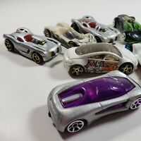 Hot Wheels McDonalds Lot of 10 Diecast 1:64 Cars Loose Eclipse McD's Mixed