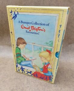 A Bumper Collection of Enid Blyton's Favourites by Enid Blyton. 5 x Book Box Set