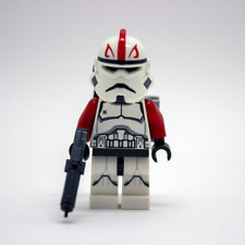 Lego Star Wars Custom Clone Trooper Commander Fordo Backpack / DC15S Blaster