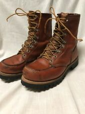 RED WING Irish Setter Work / Sport Boots Size 7 D
