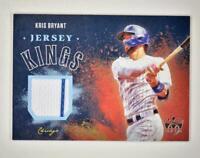2020 Diamond Kings Jersey Kings Relic Relic #JK-KB Kris Bryant - Chicago Cubs
