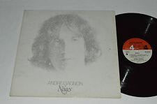 ANDRE GAGNON Neiges LP 1975 Quebec French Album VG/VG London Phase 4