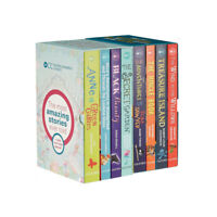 Oxford Childrens Classics World of Adventure & Wonder 8 Books Collection Set New