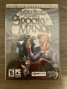 Mortimer Beckett and the Secrets of Spooky Manor - PC (Sealed)