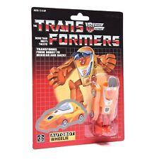 Transformers Universe Autobot WHEELIE Legends Class G1 Minicar REISSUE NEU