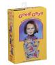 "Chucky Doll Childs Play Horror Model Toy Classic Good Guys 4"" Movie Villain New"