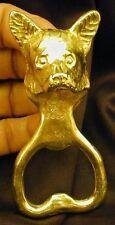 WELSH CORGI Bottle Opener in Bronze