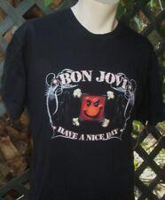 Bon Jovi Have A Nice Day Tour T Shirt  Sz. L