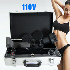 Fat Remover Weight Loss Machine Body Push Cellulite Massager 5 Vibration Heads