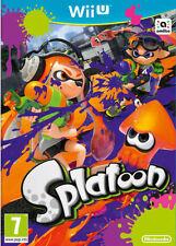 Splatoon Wii U Game Nintendo - Like