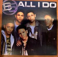 B5 All I Do Limited Edition 2004 Promo CD Bad Boy Records