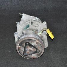 Peugeot 307 1.6 16V 80kw Petrol 2002 Air Con A/C Pump 11370501260