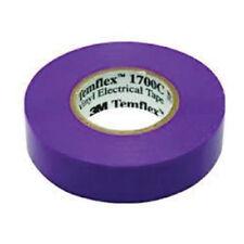 """3M - 1700C-VIOLET Temflex Vinyl Electrical Tape Violet 3/4"""" x 66'"""