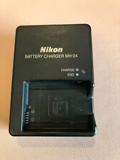 Nikon MH-24 Quick Battery Charger - 2 pin