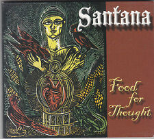 SANTANA - feed for thought CD