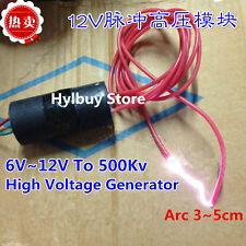 DC6v~12V to 500Kv hoch Spannung Generator High Voltage Generator Inverter Module