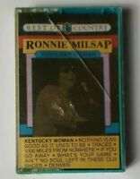 Ronnie Milsap Kentucky Woman Cassette Tape Starday N5 2221