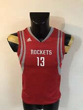 Maillot Basket Ancien Rockets Numero 13 Harden Taille 12 Ans