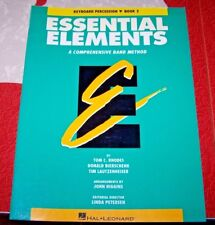 Essential Elements -  KEYBOARD PERCUSSION - Book 2