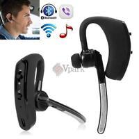 Bluetooth 4.0 Wireless Handsfree Stereo Earphone Headset For Samsung iPhone LG