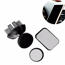 Magnetic 360º Car CD Dash Slot Mount Holder Cradle for iPhone 7 Cell Phone GPS