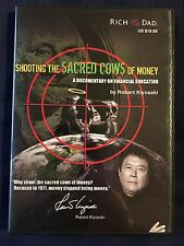 Shooting The Sacred Cows of Money (DVD, 2011) - D0108