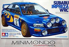 KIT SUBARU IMPREZA WRC MONTECARLO 1998 LIATTI MCRAE 1/24 TAMIYA 24199