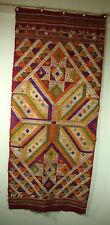 Southeast Asian Textile Pha chet (shorter shawl) Silk On Cotton 46 x 19.5 in.