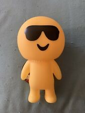 Dave & Busters Puffer Emotions Doll (Cool W/Shades) W/Tags!