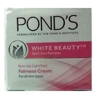 Pond's White Beauty Daily Spot-less Lightening Cream GenWhite ++ 25g (buy3 get4)