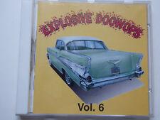 VARIOUS * Explosive Doo Wop Vol. 6 * VG+ (CD)