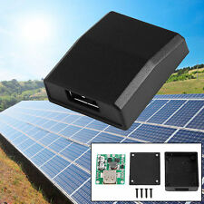 5V 2A Solar Panel Fold Bag USB Junction Box Special Fr MP5 Phone Charger DIY New