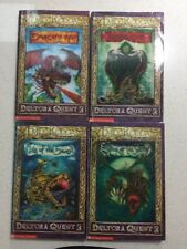 Deltora Quest Series 3 by Emily Rodda, complete series (hologram)