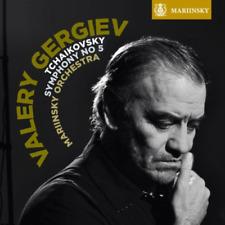 VALERY GERGIEV-TCHAIKOVSKY: SYMPHONY NO.5 IN E MINOR. OP.64-JAPAN SHM-CD D46