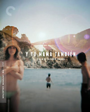 Criterion Collection-Y Tu Mama Tambien Bd Blu-Ray New