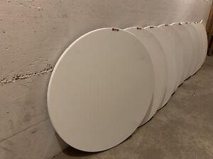 Redwell Desgin Infrarotheizung | Middleround | Ø710mm | gebraucht | OVP 560€